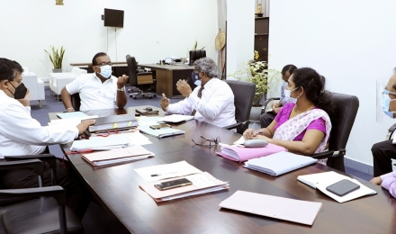 A committee is appointed to investigate leasing out of lands owned by the Janatha Estate Development Board (JEDB)